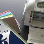 Feuilles en Vinyle Auto-Adhésives Angel Crafts 30,5x30,5cm (LOT de 35) - MEILLEUR Assortiment Vinyle Permanent pour machines de découpe Cricut, Silhouette Cameo, Massicot, Lettres, Décalques de la marque Angel Crafts image 3 produit