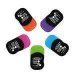 Fullmark Adhésif Permanent/Roller de colle, 6 mm x 6 m chaque, couleurs assorties, pack de 10 de la marque Fullmark image 1 produit