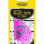 Fullmark Adhésif Permanent/Roller de Colle 10 pièces + 2 gratuites 6 mm x 18 m Rose de la marque Fullmark image 2 produit