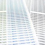 Fullmark Valeur Pack Modèle B Ruban Correcteur (Lot de 10) + Roller de colle (Lot de 5) de la marque Fullmark image 4 produit
