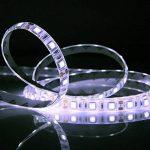 Gledto Ruban LED Etanche ( Sans Alimentation) 5M 5050 Blanc Froid SMD 300 LED Bande Flexible Lumineux - Sans Alimentation Ni Adaptateur - de la marque Gledto image 1 produit