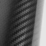 """GOGOLO Ultra Brillant 5D imperméable à l'eau autocollant sans adhésif en vinyle autocollant en fibre de carbone Autocollant Autocollants Extérieur et intérieur DIY Décoration 59,8 """"x 19,7"""" pour téléphone / voiture / PC / moto / vélo / guitare(Black) de la image 4 produit"""