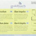 Goldbuch 15315Heart Album de bébé, carton, rose, 30x 31cm de la marque Goldbuch image 4 produit