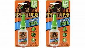 Gorilla Super Glue Gel, 7600101-2 de la marque Gorilla image 0 produit