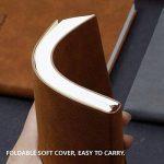 GRIS Bullet Journal/Dotted Carnet de Notes - Lemome Medium A5 Bullet Journal - Papier de Qualité Supérieure 125g/m² - Carnet de Notes à Couverture Souple Notebook Classique de 5x8 pouces de la marque Lemome image 4 produit