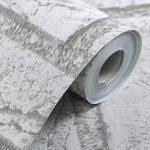 HANMERO Papier Peint Adhésif Autocollant-2m*0.45m-Vintage Motif de Brique Vinyle PVC pour Cuisine Meuble Sticker Mural de la marque HANMERO image 4 produit