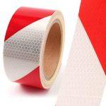 Haute intensité DIY Décorer d'avertissement de sécurité réfléchissant bande de rouleau de ruban adhésif en vinyle de la marque surepromise image 3 produit