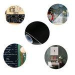 Horleora wall stickers mureaux style tableau noir en vinyle autocollant Menu de restaurant Bureau Papier peint Cuisine(44.5*200cm,black) de la marque Horleora image 1 produit