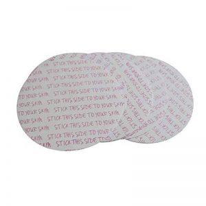 Jo ThorntonBoobylicious Lot de disques de rubans adhésifs double face de 8 cm, sécurise prothèses mammaires sur la peau - - de la marque Jo Thornton image 0 produit