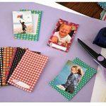 JZK® 140 x Instantané instax photo cadres bordures autocollants pour Fujifilm Instax Mini 8 7s 25 50s 90 et Polaroid Snap PIC-300 Z2300 Zip photos instantanées de la marque JZK image 4 produit