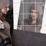 KE Miroirs décoratifs 16PCS bricolage auto-adhésif carreaux de mosaïque Miroir Miroir Stickers Muraux Décor 15 * 15cm de la marque KE Quality Shop image 4 produit