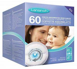 Lansinoh - Coussinets jetables boîte de la marque Lansinoh image 0 produit