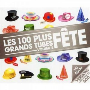 Les 100 Plus Grands Tubes Fetes /Vol.2 (5 CD) de la marque Armin Van Buuren image 0 produit