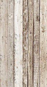 Livingwalls Panneau mural autocollant Pop Up Panel beige brun 2,50 m x 0,35 m 942192 de la marque Livingwalls image 0 produit