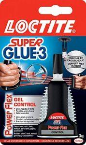 Loctite Colle forte/ Super Glue 3 - Control Power Flex 3 g de la marque Loctite image 0 produit