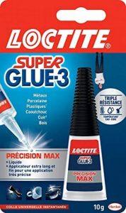 Loctite Colle forte/ Super Glue 3 - Précision Max - 10 g de la marque Loctite image 0 produit
