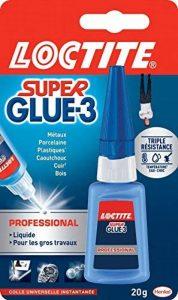 Loctite Colle forte/ Super Glue 3 - Professional - 20 g de la marque Loctite image 0 produit