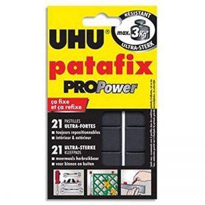 Lot de 30 tuis de 21 pastilles PATAFIX blanche Pro Power résistance ultra forte 3kg de la marque Visiodirect image 0 produit