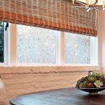 LQZ(TM) Film Vitre 3D Solaire Electrostatique anti Chaleur & UV Film Fenêtre Occultant Statique Film Opaque Vitre Stickers Vitre pour Decoration Maison Bureau Salle de Bain Chambre Cuisine 60*200 CM (2#) de la marque LQZ image 2 produit