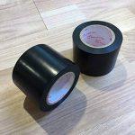 Maveek 2rouleaux électriques ruban adhésif 50mm * 15m Noir en Silicone étanche réparation ruban isolant de la marque Maveek image 1 produit