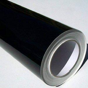 Metamark Rouleau de film adhésif en vinyle Noir brillant 5 m x 61 cm de la marque Metamark image 0 produit