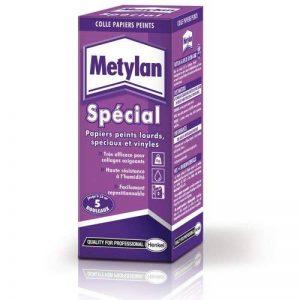 Metylan - 157167 - Colle renforcee - Papiers Peints lourds - Speciaux et vinyls - Paquet 200 g de la marque Metylan image 0 produit