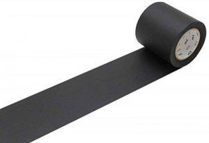 MT Casa 50 mm base de ruban adhésif décoratif Noir mat de la marque MT Casa image 0 produit