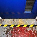 Nac Industrial Bande Antidérapante - Nac Safety Standard - Ruban Adhésif pour Les Escaliers, Marches, Échelles Extérieur/Intérieur - Différentes Tailles et Couleurs (5cm x 18,3m, Transparent) de la marque NAC INDUSTRIAL image 3 produit