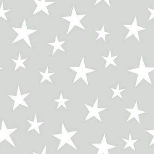 nuwallpaper nu1932Stardust scintillants Star Peel et Stick Papier peint–Gris de la marque NuWallpaper image 0 produit