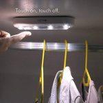 Pack 2 OxyLED LED lampe Touch/lampe Tactile lampe lampes de chevet lampe san fils Spot Orientable Blanc de la marque OxyLED image 4 produit
