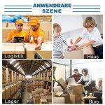 PACKTAPE Ruban d'emballage Rubans adhésifs marron Ruban d'emballage 6 rouleaux 48 mm x 66 m pour colis et boîtes de la marque PACKTAPE image 4 produit