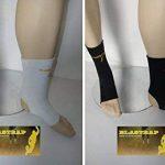 Paire de chevillères Enfants Juniors - Protection protège-cheville malleole maintien sport - Elastrap de la marque elastrap image 1 produit