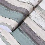 Panneau de bois décoratifs Motif Contact papier autocollant Shelf Liner Peel et bâton papier peint haute qualité pour meuble de cuisine Countertop étagères projets d'artisanat 60 x 300 cm de la marque MagicValley image 1 produit