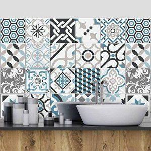 papier adhésif salle de bain TOP 1 image 0 produit