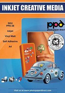 papier autocollant vinyle TOP 2 image 0 produit