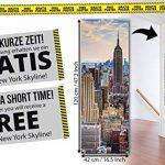 Papier peint photo Mappemonde - Motif vintage retro - Image murale XXL du Mappemonde - Décoration murale 210 cm x 140 cm de la marque GREAT ART image 4 produit