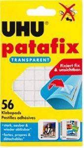patafix transparente TOP 5 image 0 produit