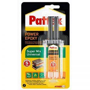 Pattex - 1476719 - Colle Epoxy Universal Seringue - Transparente de la marque Pattex image 0 produit