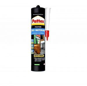Pattex 1789251 Colle forte rationnelle tous matériaux intérieur/extérieur 290 g de la marque Pattex image 0 produit