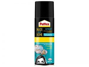Pattex 1954466 Colle en Spray repositionnable 400 ml de la marque Pattex image 0 produit