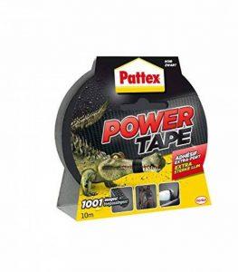 Pattex - Adhésif - Power Tape - Imperméable - 10 mtr - Noir de la marque Pattex image 0 produit