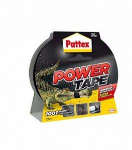 Pattex - Adhésif - Power Tape - Imperméable - 25 mtr - Noir de la marque Pattex image 0 produit