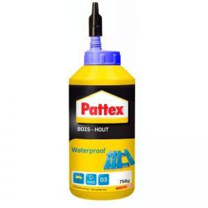 Pattex Biberon de Colle à bois - Waterproof - 750 g - Transparent de la marque Pattex image 0 produit