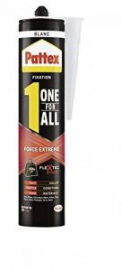 Pattex Colle de fixation One For All Force Extrême - 460 g - Blanc de la marque Pattex image 0 produit