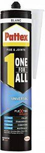 Pattex Colle de fixation One For All Universal - 390 g - Blanc de la marque Pattex image 0 produit
