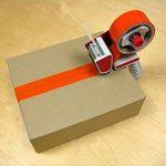 peha Ruban adhésif pour scellés(bande adhésivede sécurité) - inviolable - Orange | 38 mm x 50 m de la marque Peha image 1 produit