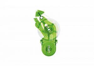PLUS Japan Bande rechargeable roller de colle MX, non permanent rechargeable, 15 mm de large, 12 m de long, vert de la marque PLUS JAPAN image 0 produit