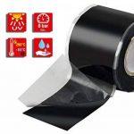 Poppstar 10088631x 3m auto-soudable bande silicone, bande en silicone Tape Ruban de réparation Ruban adhésif isolant et joint (Eau, Air) de la marque Poppstar image 1 produit