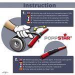 Poppstar 10088631x 3m auto-soudable bande silicone, bande en silicone Tape Ruban de réparation Ruban adhésif isolant et joint (Eau, Air) de la marque Poppstar image 4 produit