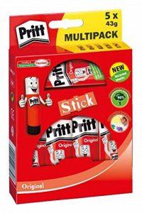 Pritt B?ton colle 5 x 43g dans un multi-pack, sans solvant, de la marque Pritt image 0 produit